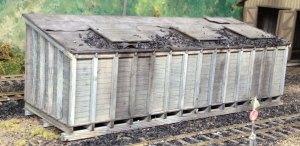 Rico Coal Bin